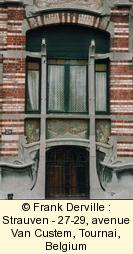 Art Nouveau in Tournai