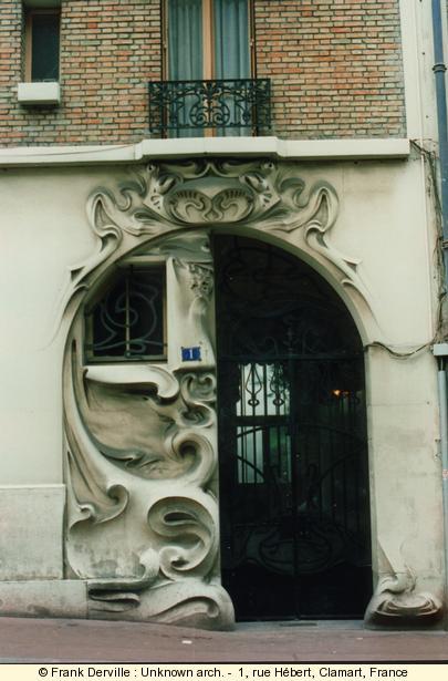 where can i find art nouveau jugendstil buildings. Black Bedroom Furniture Sets. Home Design Ideas